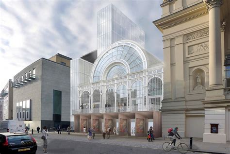 london royal opera house royal opera house jamie fobert architects