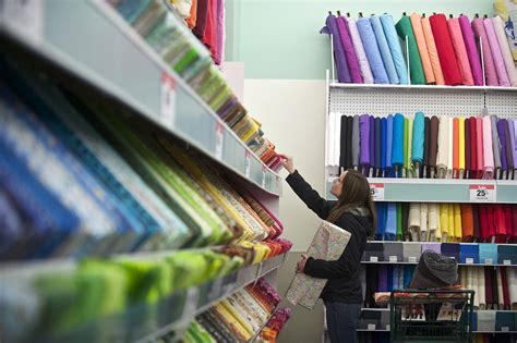 joann fabric jo ann fabric adds second local outlet the columbian