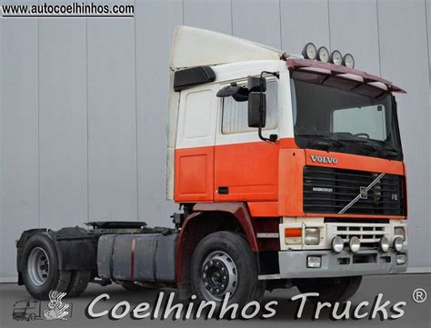 volvo truck tractor for used volvo f12 400 tractor units year 1994 price 12 890