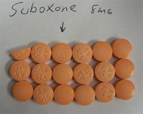 Using Subutex To Detox by Image Gallery Orange Subutex