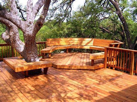 custom backyards ideas and tips for custom front yard and backyard decks