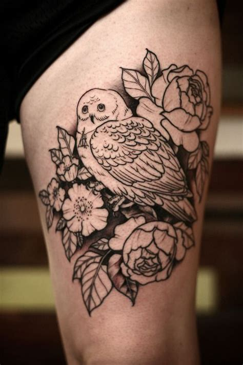 hedwig tattoo 25 best ideas about hedwig on tiny owl