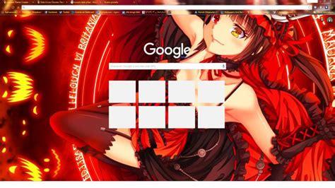 theme google chrome anime date a live date a live chrome theme themebeta