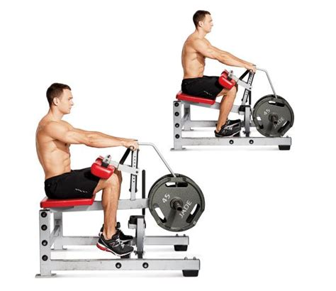 seated calf raise machine 4 best calf exercises to get shaped calves