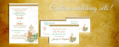 indian wedding cards canada wedding invitation design toronto choice image