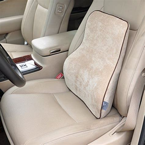 car seat support cushions dreamer car premium memory foam car seat lumbar cushion