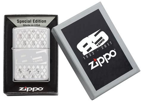 Zippo 85th Anniversary Commemorative High Chrome купить зажигалка zippo 29438 zippo 85th anniversary