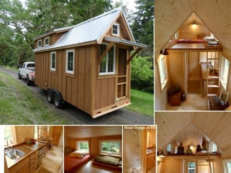 Tiny Houses On Wheels Interior Tiny House On Wheels Design Tiny Houses Plans