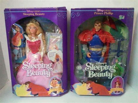 tinkerbell hopscotch rug disney classics sleeping prince phillip size doll 1991 nrfb 4597 disney set of