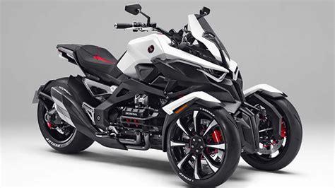 hondadan uec tekerlekli hibrit motosiklet konsepti log