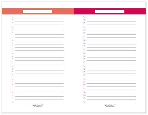printable to do list half page organize your to do list with master to do list printables