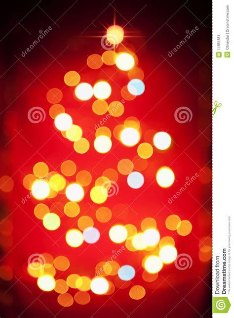 christmas tree light patterns tree light pattern in blur stock image image 11861551