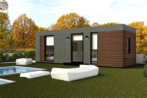 bungalow de jardin 191 espacio para invitados instala un m 243 dulo bungalow en tu jard 237 n resan modular