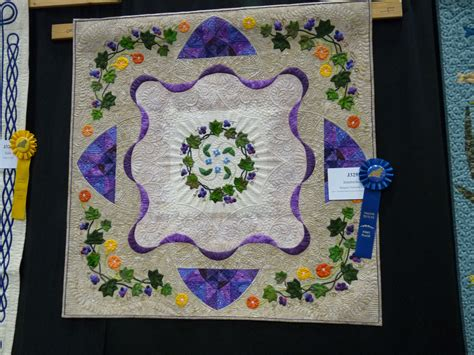 Maine Quilt Show by Intertwined At Mainely Quilts Of