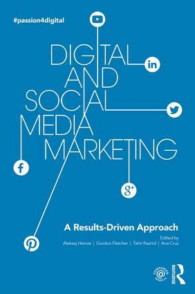 direct digital and data driven marketing books digital and social media marketing a results driven