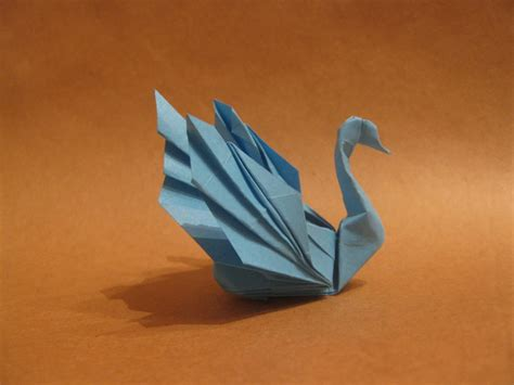 How To Make Swan Origami - 3d origami swan 2016