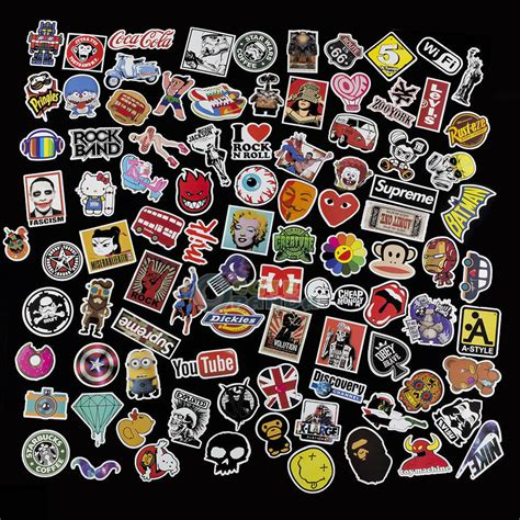 Skate Board Stickers