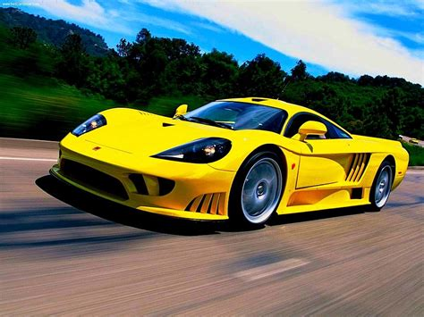 Russian tuners pull over 2,000 horsepower from a Saleen S7