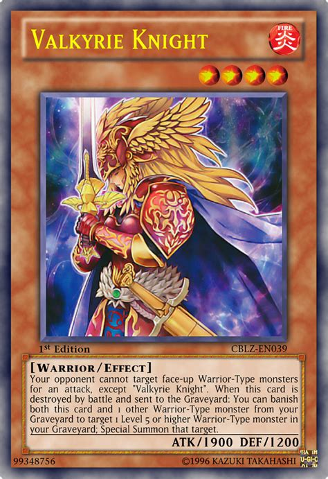 Kartu Yugioh Gamma The Magnet Warrior Common valkyrie by kai1411 yu gi oh cool character