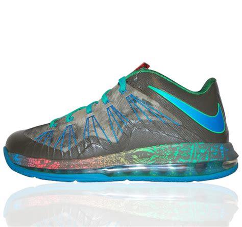 nike air max lebron x low reptile basketball shoes lebron 10