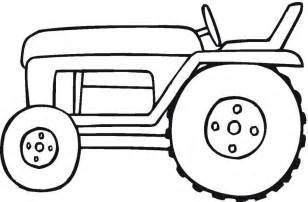Tractor Template Printable by Best Photos Of Farm Tractor Templates Tractor Applique