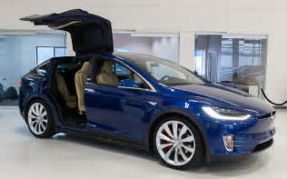 Electric Cars For Sale Montreal Tesla Model X On Tour In Montreal Picture Gallery Photo