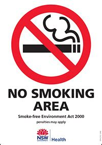 no smoking sign dimensions smoke free signage and resources tobacco and smoking