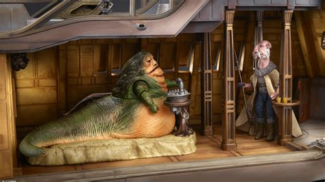 jabba the hutt s sail barge jabba the hutt s sail barge has never looked