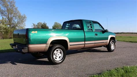 1998 gmc for sale 1998 gmc k2500 4x4 slt extended cab for sale only 2