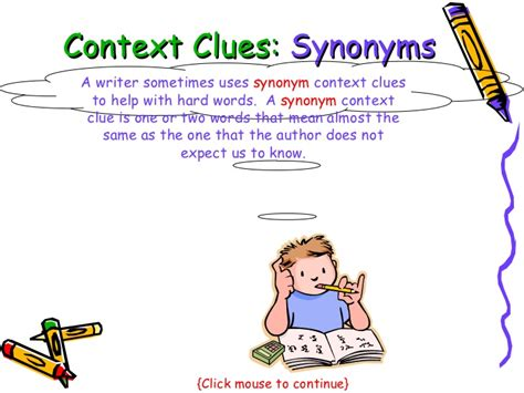 Synonyms And Antonyms Context Clues Worksheets by All Worksheets 187 Context Clues Synonyms And Antonyms