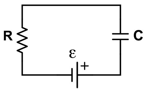 basic capacitor circuit rc circuits direct current brilliant math science wiki