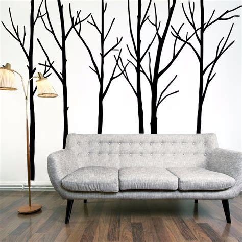 online get cheap large tree wall decal aliexpress com