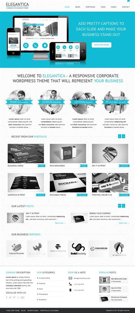 best website templates for business amazing web design ideas check this our best templates