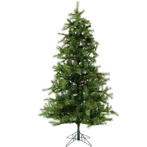 fraser hill farm 10 ft pre lit led southern peace pine