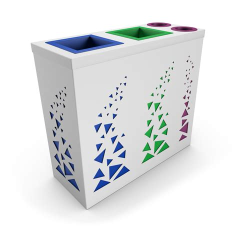 colored trash cans opera office colored trash cans 183 poubelledirect