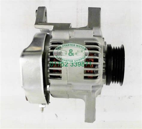 Suzuki Alternator Suzuki 55 Alternator 1 3 B125