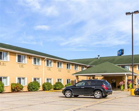 Comfort Inn In Onalaska Wi 608 781 7