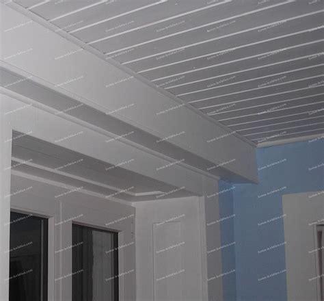 Plafond En Lambris by Lambris Bois Blanc Plafond Mzaol