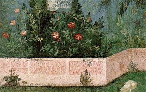 giardino romano ma anche ennio aveva i suoi horti gli horti enniani nel