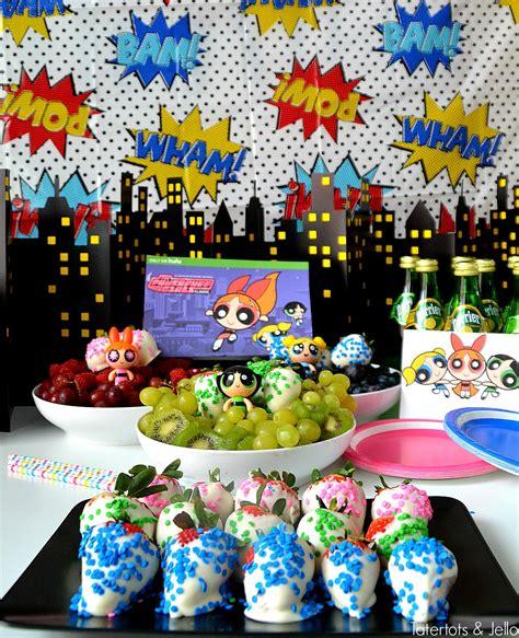 powerpuff girls birthday party my pinterest inspired powerpuff girls party ideas