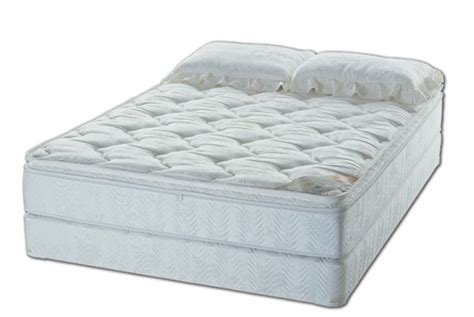 Pillow Top Waterbed Mattress by Softside Waterbeds Pillow Top With Waveless Mattress