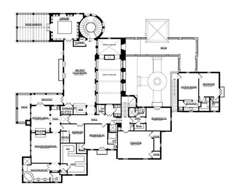 spanish revival floor plans spanish hacienda floor plans so replica houses