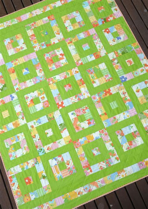 I Used To Be A Layer Cake Quilt Pattern by Pepper Quilts Just One Layer Cake A Quilt Pattern
