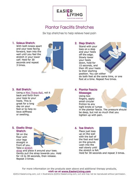 Planters Fasciitis Exercises by Plantar Fasciitis Stretches I Liked The Focus On The Foot
