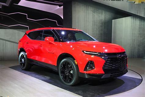 2019 Chevy Blazer by All New 2019 Chevrolet Blazer Is Unveiled In Atlanta