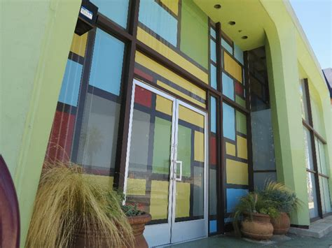 custom window wraps   city school long beach ca