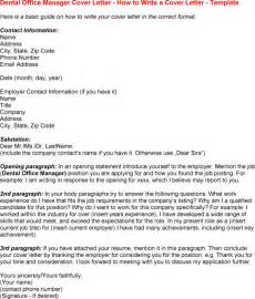 cover letter office manager best photos of office letter format office assistant