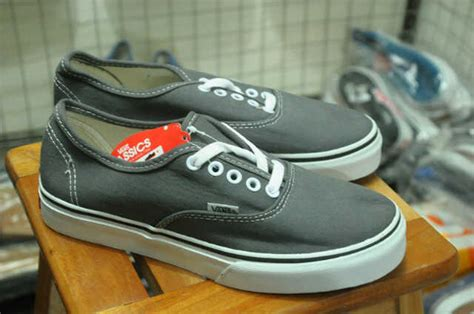 Vans Authentic Black Gum Wafle Hf vans brebe shop