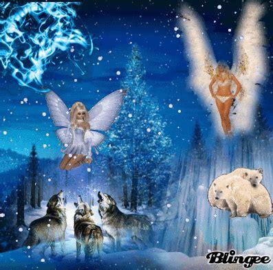 imagenes buenas noches hadas las hadas del invierno picture 112681246 blingee com