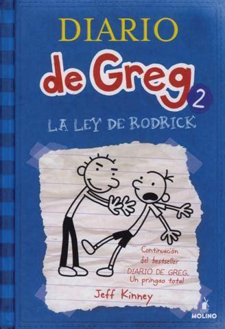 descargar pdf diario de greg un renacuajo diary of a wimpy kid libro descargar el libro el diario de greg 2 la ley de rodrick gratis pdf epub